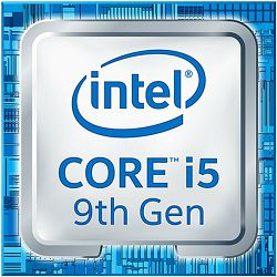 Intel CPU Desktop Core i5-9600KF (3.7GHz, 9MB, LGA1151) box