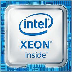Intel CPU Server Xeon-SC 6150 (18-core, 18/36 Cr/Th, 2.70Ghz, HT, Turbo, 24.75MB, noGfx, 3xUPI 10.40GT/s, DDR4-2666, 2xFMA_AVX-512, Adv.RAS, FC-LGA14-3647 Socket-P), Tray