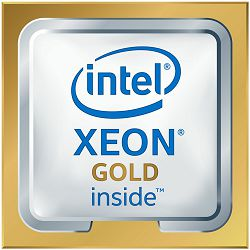 Intel CPU Server Xeon-SC 5122 (4-core, 4/8 Cr/Th, 3.60Ghz, HT, Turbo, 16.5MB, noGfx, 2xUPI 10.40GT/s, DDR4-2666, 2xFMA_AVX-512, Adv.RAS, FC-LGA14-3647 Socket-P), Tray
