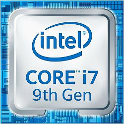 Intel CPU Desktop Core i7-9700 (3.0GHz, 12MB, LGA1151) tray