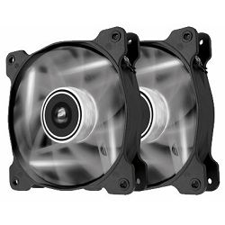 Corsair Air Series AF120mm LED PC Case Fans Twin Pack