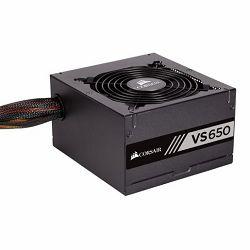 Corsair VS650 PSU, 650W, VS Series