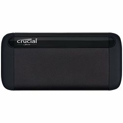 Crucial X8 1TB Portable SSD USB 3.1 Gen-2 Up to 1050MB/s