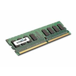 Crucial RAM 1GB DDR2 800MHz (PC2-6400) CL6 Unbuffered UDIMM 240pin