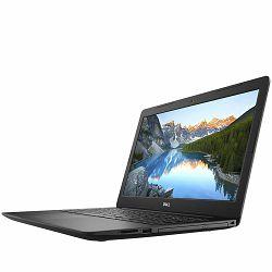 DELL Inspiron 3584 15.6 FHD(1920x1080), Intel Core i3-7020U(3MB, 2.30 GHz), 4GB, 1TB, Intel HD 620, WiFi, BT, Cam, HDMI, 2x USB 3.1, USB 2.0, RJ-45, CR, Linux, Black, 2Y