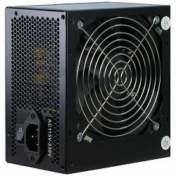 Power Supply Unit Inter-Tech Energon 650W PSU, quad rail (18A/18A/18A/18A), 120 mm silent fan with automatic thermal control (auto/manual), 1 x 6+2pin PCIE, 4 x SATA, 4 x Molex, 1 x Floppy, 1 x 4+4pin
