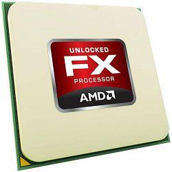 AMD CPU Desktop FX-Series X4 4350 (4.2/4.3GHz Turbo,12MB,125W,AM3+) box