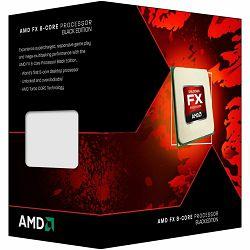 AMD CPU Desktop FX-Series X8 9590 (5.0GHz,16MB,220W,AM3+) box
