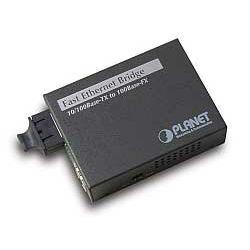 PLANET Bridge Media optički pretvarač 10/100Base-TX-10/100BaseFX(SC) Multimode, 2km