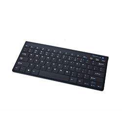 Gembird Bluetooth keyboard, DE layout, black