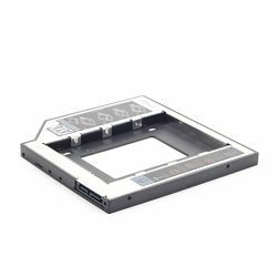 Gembird Slim mounting frame for 2.5'' drive to 5.25'' bay, for drive up to 12.7 mm
