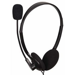Gembird Stereo headset with volume control