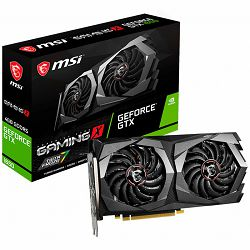 MSI Video Card NVidia GeForce GTX 1650 GAMING X 4G