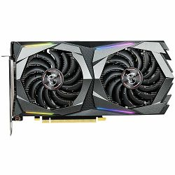 MSI Video Card NVidia GeForce GTX 1660 SUPER GAMING X GDDR6 6GB/192bit, 1830MHz/14000MHz, PCI-E 3.0 x16, 3xDP, HDMI, Twin Frozr VII Cooler(Double Slot), RGB Mystic Light, Backplate, Retail