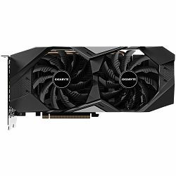 GIGABYTE Video Card NVidia GeForce GV-N166TWF2OC-6GD