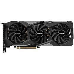 GIGABYTE Video Card NVidia GeForce RTX 2060 SUPER GAMING OC GDDR6 8GB/256bit, 1650MHz/14000MHz, PCI-E 3.0 x16, HDMI, 3xDP,  WINDFORCE 3X Cooler(Double Slot) RGB Fusion, Metal Backplate, Retail
