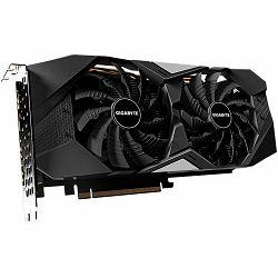 GIGABYTE Video Card NVidia GeForce RTX 2060 SUPER WINFORCE OC GDDR6 8GB/256bit, /14000MHz, PCI-E 3.0 x16, HDMI, 3xDP, WINDFORCE 2X Cooler (Double Slot), Backplate, Retail