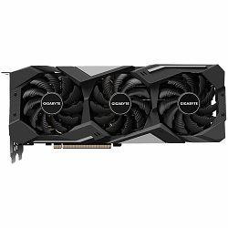 GIGABYTE Video Card AMD Radeon RX 5600 XT GAMING OC GDDR6 6GB/192bit, 1560MHz/12000MHz, PCI-E 4.0, 3xDP, HDMI, WINDFORCE 3X Cooler (Double Slot) RGB Fusion, Metal Back Plate, Retail