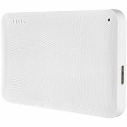 Toshiba External Hard Drive Canvio Ready (2.5 1TB, USB3.0, White)