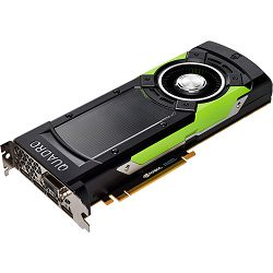 NVIDIA Quadro P1000 4GB Kit w/2 Adapters, 1ME01AA