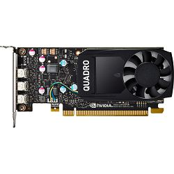 NVIDIA Quadro P400 2GB Graphics Kit, No Adapter Ca, 1ME43AA