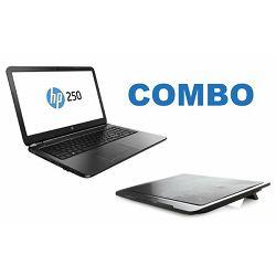 HP 250-G6 UMA i3-7020U 15.6 FHD 4GB 128GB DOS Notebook Cooler