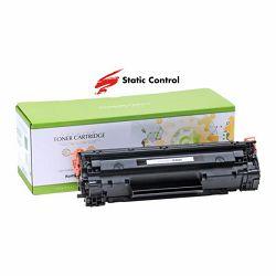 Toner Static Control HP Canon CF283X