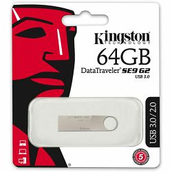 Kingston DataTraveler SE G2 64GB