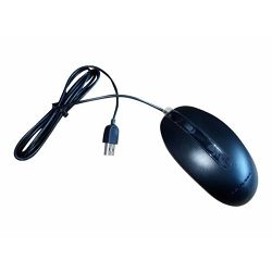 Lenovo USB Optical Wheel Mouse Black,1000 DPI