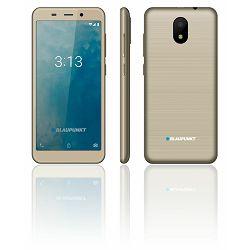 Smartphone Blaupunkt SM02, DualSIM, zlatno žuti