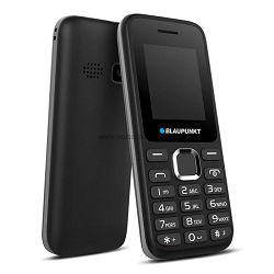 Mobitel Blaupunkt FS 03, crno-sivi