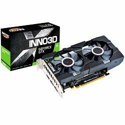 Inno3D Nvidia GeForce GTX 1650 X2 OC, 4GB GDDR5, 128 bit, HDMI, 2x DP