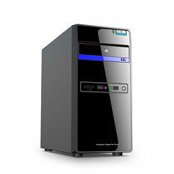 NaviaTec Mini Tower MATX PC Case 1x USB2.0, 1x USB3.0 , NO PSU