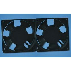 NaviaTec Two cooling fan with 2m power cable