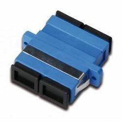 NaviaTec Fiber Optic Coupler SC SC SM Duplex