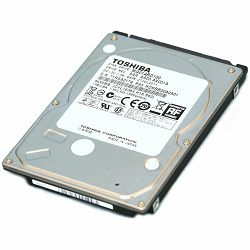"TOSHIBA HDD Mobile Laptop MQ01ABD100 (2.5"", 1TB , 8GB, 5400RPM, SATA-II, Retail)"