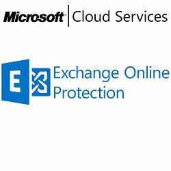 MICROSOFT Exchange Online Protection, VL Subs., Cloud, Single Language, 1 user, 1 month