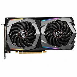 MSI Video Card NVidia GeForce RTX 2060 SUPER GAMING X GDDR6 8GB/256bit, 1695MHz/14000MHz, PCI-E 3.0 x16, 3xDP, HDMI, Twin Frozr VII Cooler(Double Slot) RGB Mystic Light, Backplate, Retail
