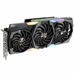 MSI Video Card NVidia GeForce RTX 2080 Ti GAMING TRIO GDDR6 11GB/352bit, 1635MHz/1350MHz/14Gbps, PCI-E 3.0 x16, 3xDP, HDMI, 1xUSB Type C, TORX FAN 3.0,Dual Slot, Retail