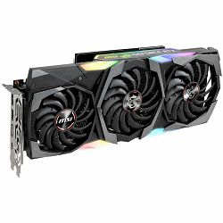 MSI Video Card GeForce RTX 2080 Ti GDDR6 11GB/352bit, 1755MHz/1350MHz/14Gbps, PCI-E 3.0 x16, 3xDP, HDMI, 1xUSB Type C, TORX FAN 3.0,Dual Slot, Retail