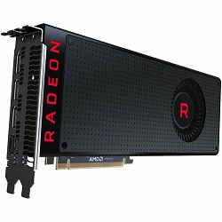 XFX Video Card AMD Radeon RX Vega – XT Air Cooled Black Edition
