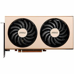 MSI Video Card AMD Radeon RX 5700 XT EVOKE OC GDDR6 8GB/256bit, 1835MHz/14000MHz, PCI-E 3.0, 3xDP, HDMI, TORX 2X Cooler(Double Slot), Backplate, Retail