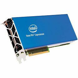 INTEL Coprocessor Xeon Phi Model 7120P (16GB, 1.238 GHz, 61 Core), Tray