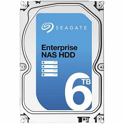 SEAGATE HDD Server Enterprise NAS (3.5/ 6TB / 256m/ SATA/ 5400rpm)