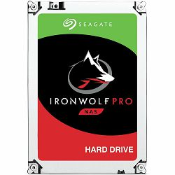 SEAGATE HDD Desktop IronWolf Pro (3.5/ 8TB/ SATA 6Gb/s/ rmp 7200)