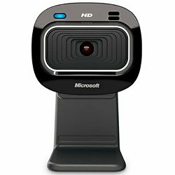 MICROSOFT L2 LifeCam HD-3000 Win USB Port EMEA EFR EN/AR/CS/NL/FR/EL/IT/PT/RU/ES/UK