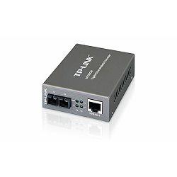 TP-Link 1GbE RJ45 to1G SFP Optical (SC,MM)-0,5 km Media Converter