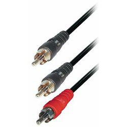 Transmedia RCA-plug - 2x RCA-plug 1,5 m