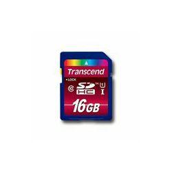 TRANSCEND Flash Card, SDHC, 16GB, Class 10, UHS-1 600X (MLC inside)