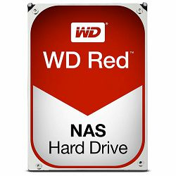 HDD Desktop WD Red (3.5, 10TB, 256MB, 5400RPM, SATA 6 Gb/s)